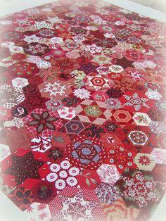 Every Stitch: Hexagons