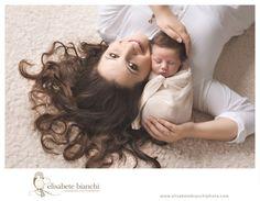 recém nascido e o wrap - fotografia newborn caxias do sul