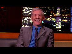 Sir Ian McKellen On The Jonathan Ross Show Full Interview (16-3-13). Matt Smith appearance.