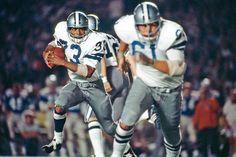 Duane Thomas  1972 Cowboys vs. College All Stars
