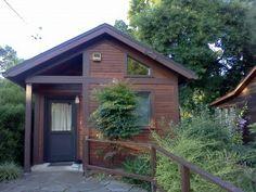 670 sq ft accessory dwelling unit, aka backyard cottage, in Portland, Oregon designed by Michael Wolfe