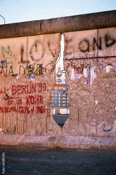 24 years the wall came down
