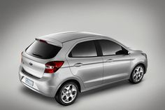 The Ford Ka Concept, which is aimed at buyers in developing markets around the world, debuted on Wednesday in Brazil.