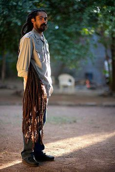Damian marleys dreads i cant even imagine how heavy they are damian marley dredlocks thecheapjerseys Image collections