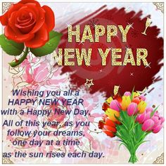Happy new year greetings messages and quotes for family and friends happy new year 2016 card message m4hsunfo