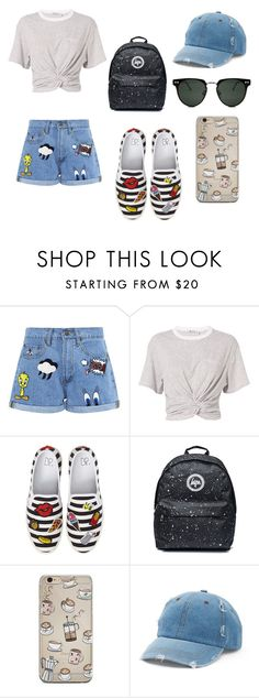 """""""jns"""" by inae-leigh on Polyvore featuring moda, Paul & Joe Sister, T By Alexander Wang, BP., Mudd e Spitfire"""