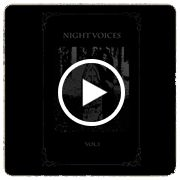 "► Play!: ""DEATH TO THE ACOLYTES"" by Pawns, from ""Night Voices I"" comp - Occult Whispers Records - SUI GENERIS Mixtape Vol. 015 - Goth Rock, Post Punk, Wave compilation by DJ Billyphobia (SGM,VIRUS G ZINE) #punk #postpunk"