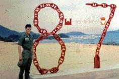 87th Eng. Bn Cam Rahn Bay ---1966