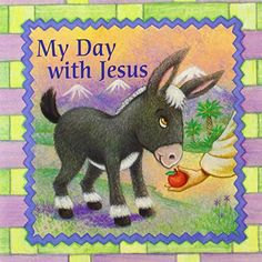 My Day with Jesus (Easter Board Books) by Alice Joyce Davidson http://www.amazon.com/dp/0310708435/ref=cm_sw_r_pi_dp_hVtavb13HAYEX