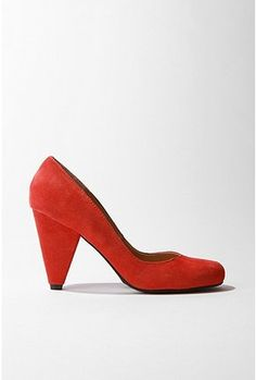 Urban Outfitters Suede Pump