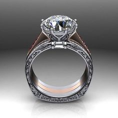 5-78Ct-Round-Cut-CZ-Big-Solitaire-Engagement-925-Sterling-Silver-Ring-Size-4-14