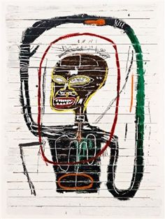 Flexible by Jean-Michel Basquiat 1985