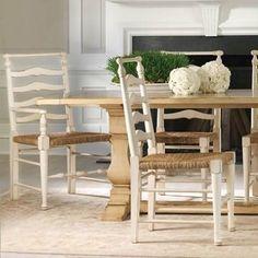 Somerset Bay Oakville Side Chair, Creme Brulee