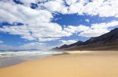 Playa del Cofete, Fuerteventura - Canaries (Espagne)