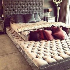 Double Tap If You Want This Bed! 😍 - #BillionaireGuide