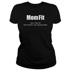 Cool Fitness Mom - Mom Fit Shirts & Tees