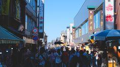 Ise Naiku-mae Okage-yokocho @ Ise, Japan