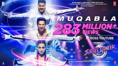 Muqabla New Hindi song Lyrics from Street Dancer movie. This movie is featured by Varun Dhawan and Shraddha Kapoor. Muqabla song singers name is Yash Narvekar and Parampara Thakur. Hindi Movie Song, New Hindi Songs, Movie Songs, Best Songs, Hindi Movies, Popular Song Lyrics, Latest Song Lyrics, Music Lyrics, Street Dance 3d