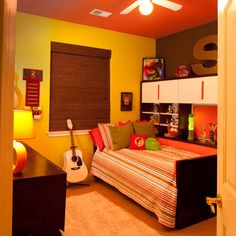 Eclectic Bedroom, Children's Room Designs / Design Ideas.