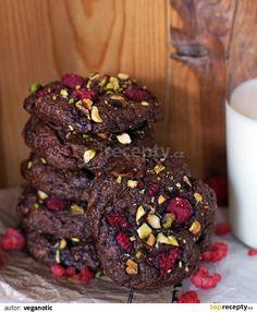 Veggie Recipes, Sweet Recipes, Cooking Recipes, Healthy Recipes, Sweet Cookies, Russian Recipes, Muesli, Gluten Free Baking, Pavlova