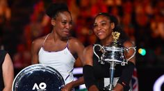 Instagram pic proves Serena Williams is the GOAT and also the best sisterSerena Williams and Venus Williams By Ariel Bogle2017-01-29 01:03:40 UTC  The Williams-on-Williams final at the Australian Open Saturday was quite the event. Not only did Serena Williams beat her sister Venus to secure an open-era record for Grand Slam singles titles she also reminded us of the power of sisterly love.  After her victory she shared a sweet picture of her and Venus on Instagram: The top is never lonely…