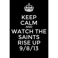 Geaux Saints!!