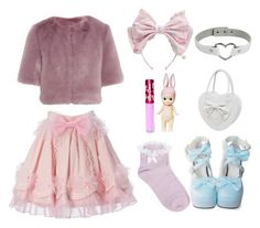 """""""❤Melanie Martinez // Carousel Inspired Outfit❤"""" by cheryl11132 ❤ liked on Polyvore featuring mode, Oasis, Lime Crime, Shrimps, melaniemartinez et Crybaby"""