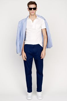 J.Crew men's spring/summer 2015 collection