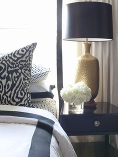 Decorating inspiration: bedside style - The Decorista