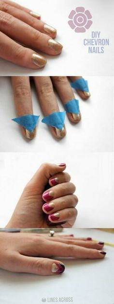 DIY Nails Art