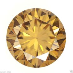 ROUND SHAPE SI1 CLARITY FANCY COLORED 1.67 CT MOISSANITE LOOSE JEWELRY GEMSTONE