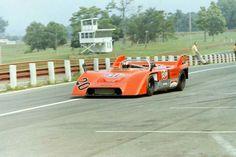 Jo Siffert - Porsche 917/10 - STP-Jo Siffert - Valvoline Can-Am Mid-Ohio - 1971 Canadian-American Challenge Cup, round 5
