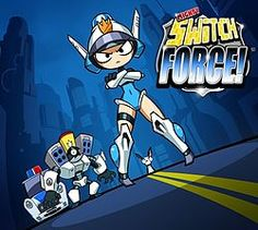 Mighty Switch Force – 2012