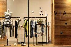 Olivia store by Emilie PARK, Auckland   New Zealand fashion