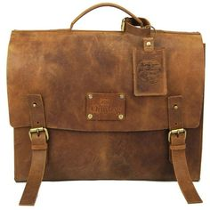 O My Bag Dirty Harry Eco-Camel ($285) ❤ liked on Polyvore