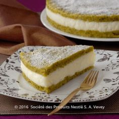 Recipe - Semolina and Pistachio Cake - Combine melted butter and semolina and set aside at room temperature for 6 hours.  Pulse the pistachio with the sugar and rose water until finely ground but do not over process as the nuts will become oily.