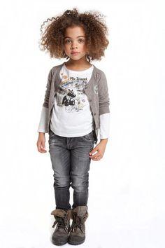 ALALOSHA: VOGUE ENFANTS: Chipie - французские модницы!