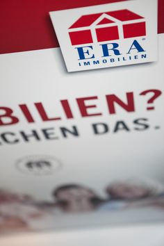 ERA Immobilien Switzerland / ERA Real Estate Switzerland Branding