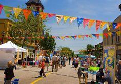 Orillia Culture Days - Downtown Orillia
