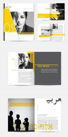 New design layout brochure numbers Ideas Page Layout Design, Graphisches Design, Buch Design, Magazine Layout Design, Graphic Design Layouts, Design Blog, Cover Design, Magazine Layouts, Shape Design