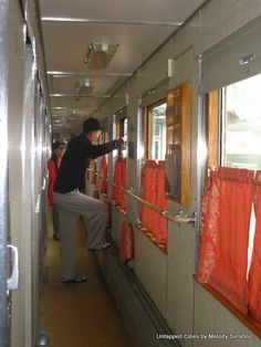 Trans-Siberian Train 'Rodina' (Motherland) From Vladivostok To Moscow | 7 days total
