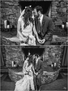 Married : Mr. and Mrs. Cannon | Lincoln, NE Wedding Photographer at Wilderness Ridge » Emily Kowalski Photography