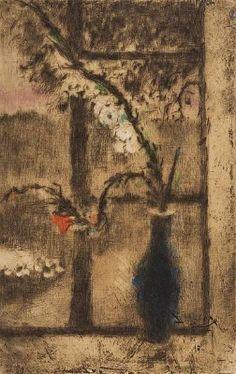 """Výstava """"Bohuslav Reynek 99+1"""" je uměleckou událostí, která se naskytne… Still Life, Artist, Poet, Painting, Image, Writer, Artists, Painting Art, Sign Writer"""
