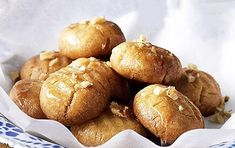 Greek Sweets, Sugar Free Desserts, Food Categories, Dessert Drinks, Confectionery, Healthy Desserts, Stevia, Cooking Recipes, Yummy Food