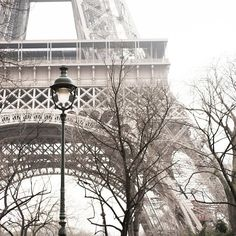 Paris Photograph Eiffel Tower with Street Light, Large Wall Art,... ($44) ❤ liked on Polyvore featuring home, home decor, wall art, backgrounds, photos, pictures, french home decor, paris picture, eiffel tower picture and eiffel tower wall art