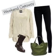 Weekend Getaway, created by janice-kucherhan on Polyvore