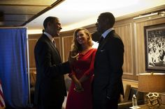 Beyonce Wear Red ODLR to Host Obama Fundraiser