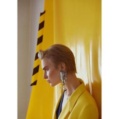 VOGUE Portugal #newpublication #editorial #vogueportugal #fashion #luxury #yellow