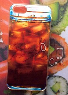 OMG this screams Angie!    samsung galaxy s4 case ICED tea MASON JAR iphone by JustInCasesLA, $20.00