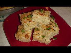 Instant Khatta Dhokla -  Gujarati  idra recipe